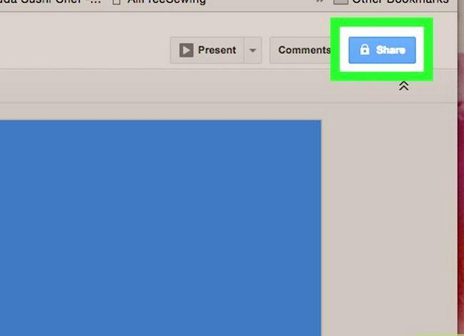 Prent getiteld Deel `n Google Drive-lêer Stap 10