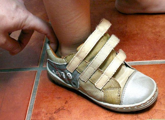 Prent getiteld Koop skoene vir kinders Stap 5