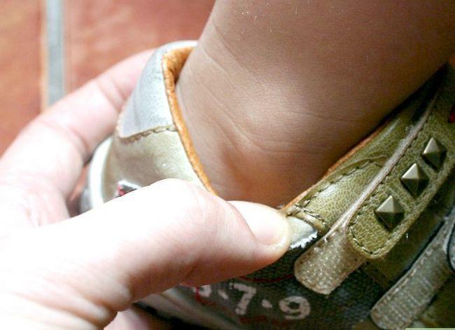 Prent getiteld Koop skoene vir kinders Stap 6