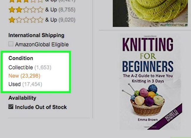Prent getiteld Koop op Amazon Stap 15
