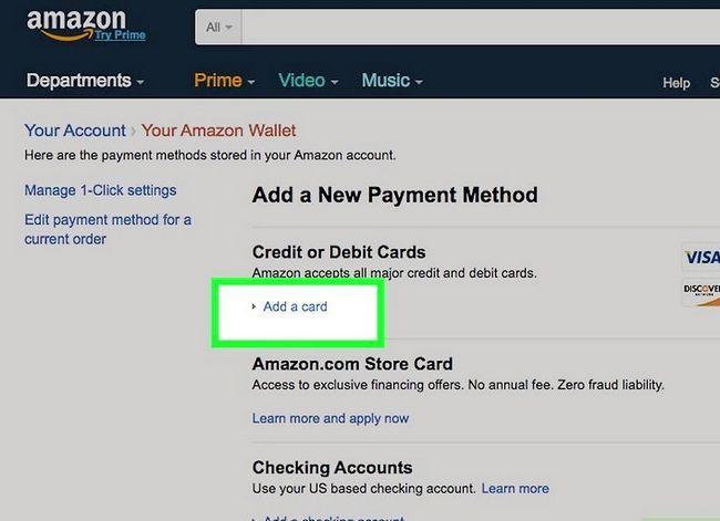 Prent getiteld Koop op Amazon Stap 6