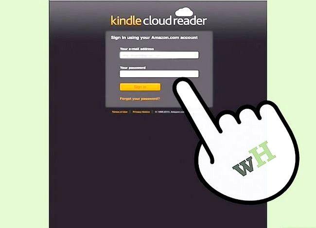 Beeld getiteld Koop boeke vir jou Kindle Stap 1