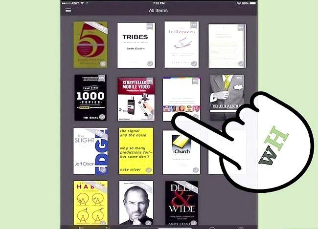 Prent getiteld Boeke koop vir jou Kindle Stap 10