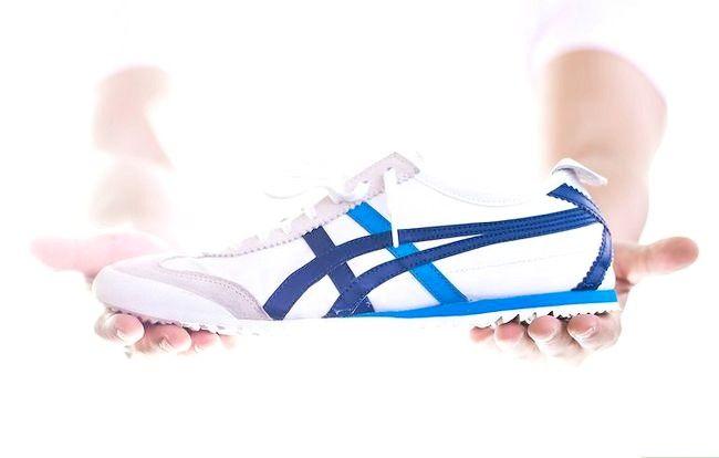Prent getiteld Koop `n goeie paar skoene Stap 1