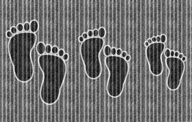 Prent getiteld Koop `n goeie paar skoene Stap 7