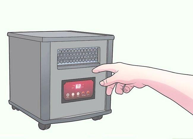 Prent getiteld Koop `n infrarooi verwarmer Stap 3