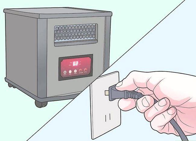 Prent getiteld Koop `n infrarooi verwarmer Stap 4