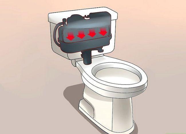 Prent getiteld Koop `n toilet Stap 3