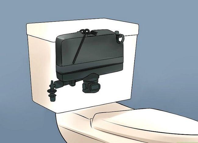 Prent getiteld Koop `n toilet Stap 5