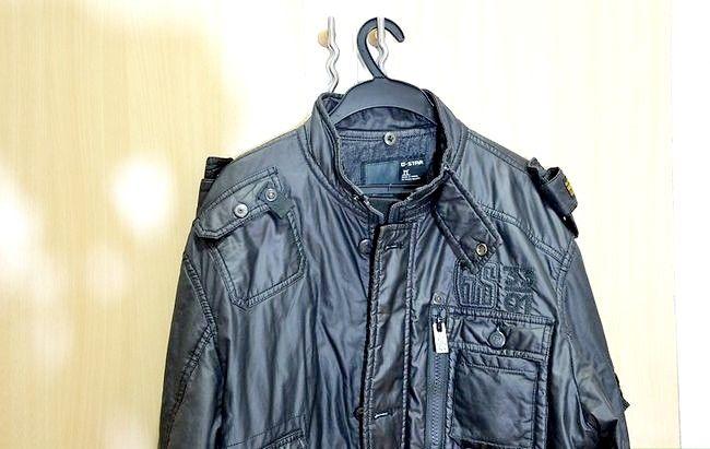 Prent titel Buy Leather Jacket for Men Step 1