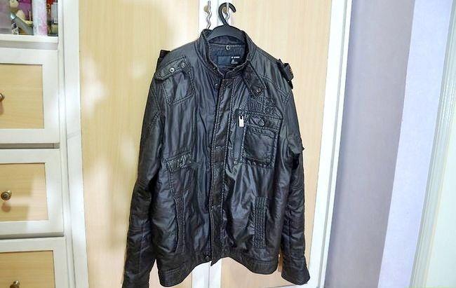 Prent titel Buy Leather Jacket for Men Step 2
