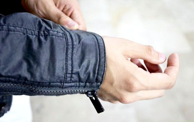 Prent titel Buy Leather Jacket for Men Step 3