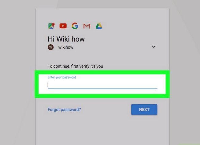 Prent getiteld Kyk of jou Gmail-rekening gekap is, stap 16