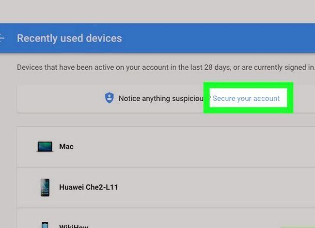 Prent getiteld Kyk of jou Gmail-rekening stap 9 is haak