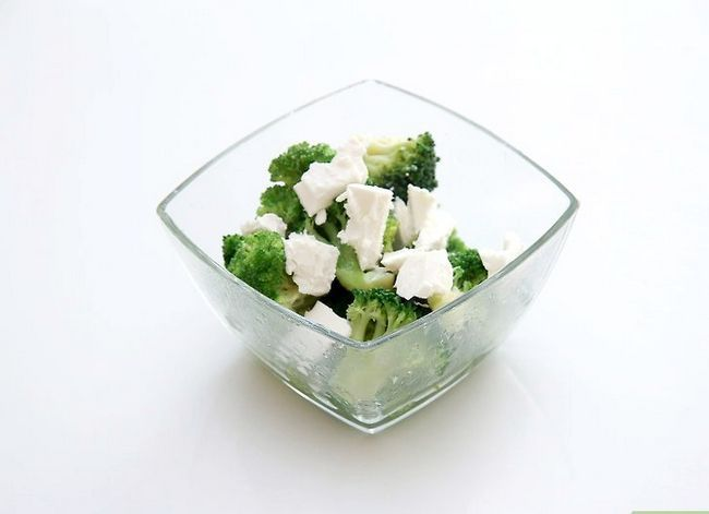 Prent getiteld Season Broccoli Stap 17