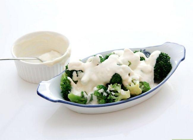 Prent getiteld Season Broccoli Stap 19