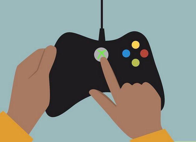 Prent getiteld Sluit `n Xbox 360 aan op `n Mac Stap 14