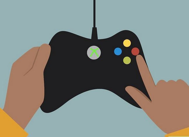 Prent getiteld Sluit `n Xbox 360 aan op `n Mac Stap 27