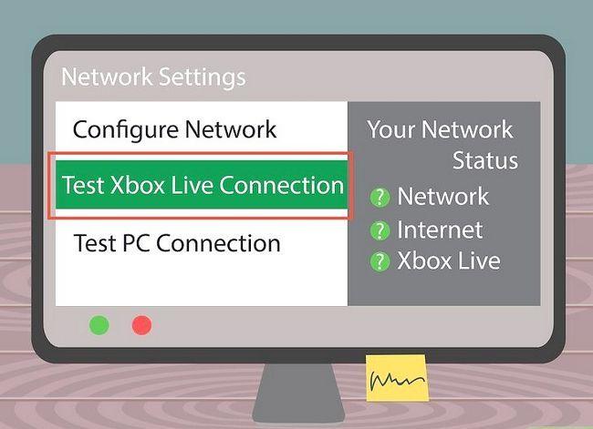 Prent getiteld Sluit `n Xbox 360 aan op `n Mac Stap 28