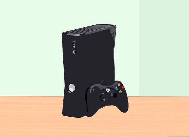 Prent getiteld Sluit twee TV`s aan op Xbox Stap 1