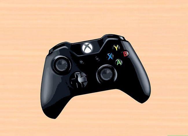 Prent getiteld Sluit twee TV`s aan op Xbox Stap 8