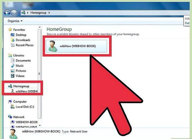 Prent getiteld Sluit Windows 8 tot Windows 7 Stap 11
