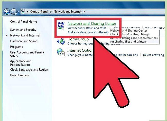 Prent getiteld Sluit Windows 8 tot Windows 7 Stap 24