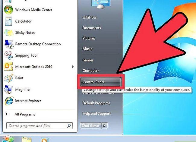 Prent getiteld Sluit Windows 8 na Windows 7 Stap 3