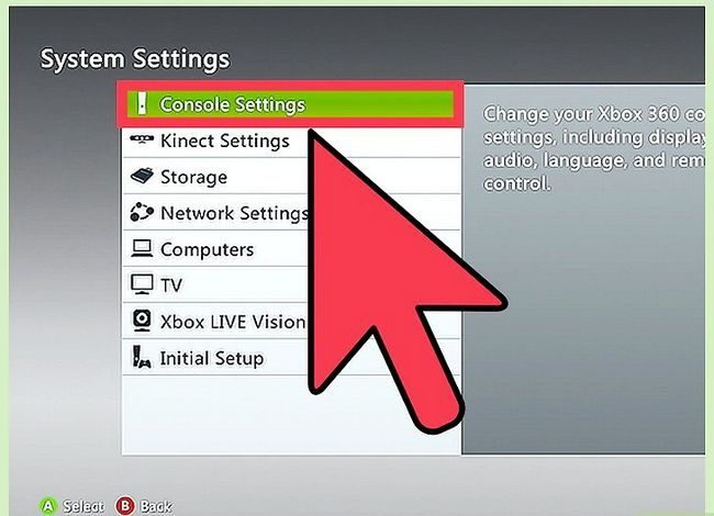 Prent getiteld Hook Up Xbox 360 Live Stap 3