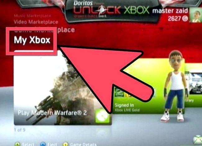 Prent getiteld Koppel aan Xbox Live deur `n Wireless PC Stap 5