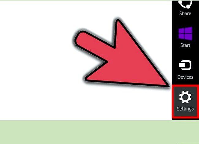 Prent getiteld Stel e-pos op Windows 8 Stap 3
