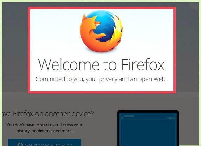 Prent getiteld Stel Mozilla Firefox as jou verstek blaaier Stap 15
