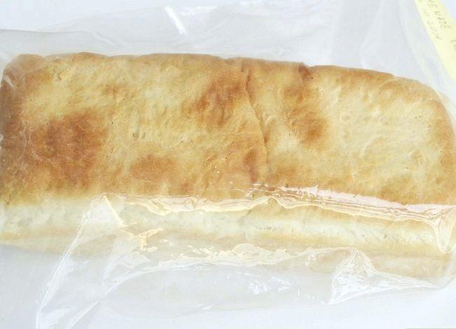 Prent getiteld Freeze Homemade Bread Stap 16