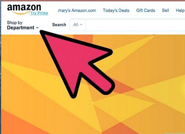 Prent getiteld Kry Amazon-promosiekodes. Stap 20