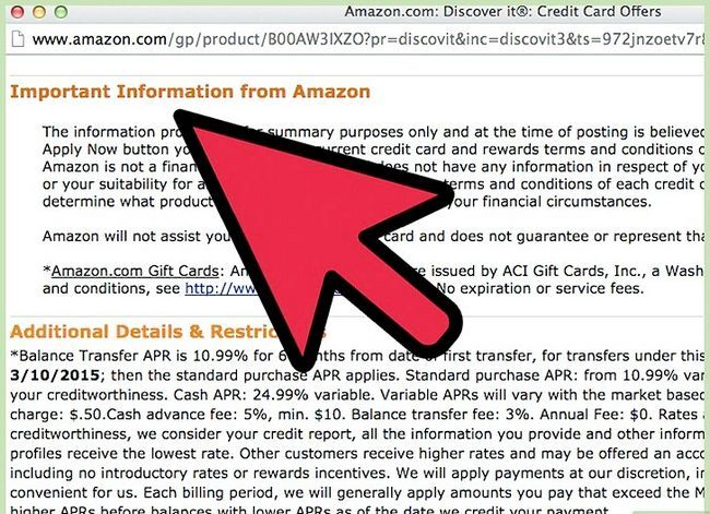 Prent getiteld Kry Amazon-promosiekodes. Stap 27