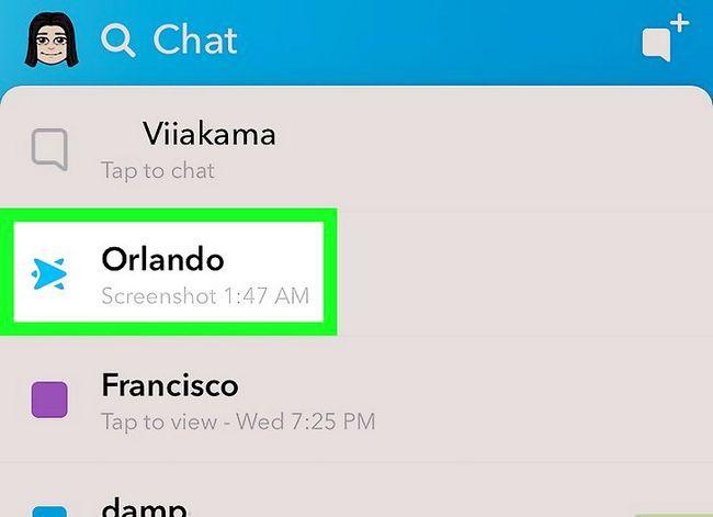 Prent getiteld Kry Friendmojis op Snapchat op iPhone of iPad Stap 13