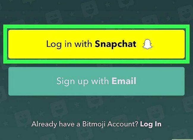 Prent getiteld Kry Friendmojis op Snapchat op iPhone of iPad Stap 7