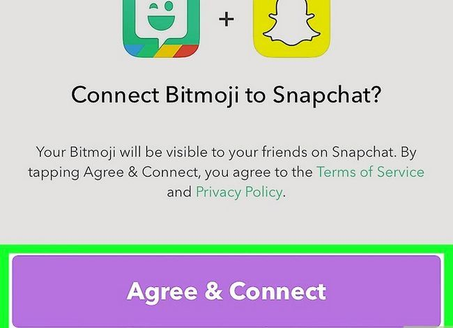 Prent getiteld Kry Friendmojis op Snapchat op iPhone of iPad Stap 10