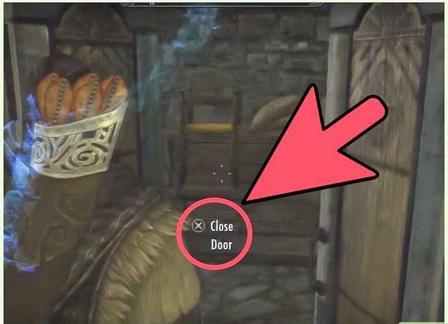 Prent getiteld Kry die Ebony Blade in Skyrim Stap 5