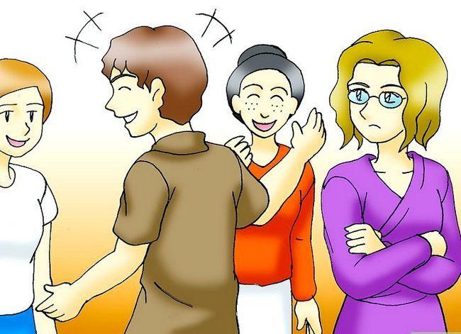 Prent getiteld Get Girls Flirt With You Stap 4