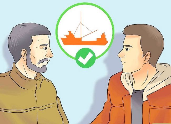 Prent titel Get a Fishing Job in Alaska Stap 7