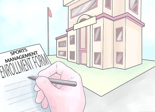 Prent titel Get a Job in Sport Management Stap 3