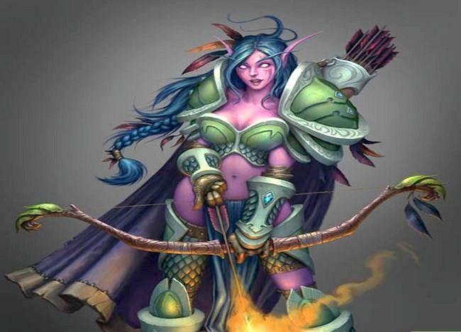 Prent getiteld Kry `n troeteldier in World of Warcraft Stap 2