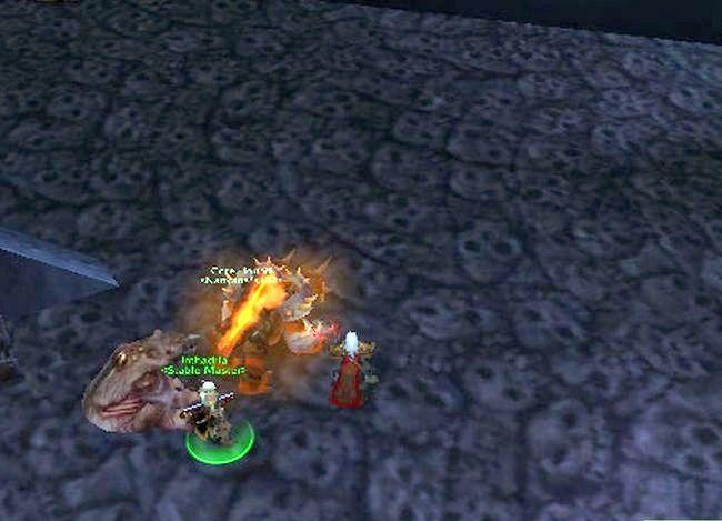 Prent getiteld Kry `n troeteldier in World of Warcraft Stap 3
