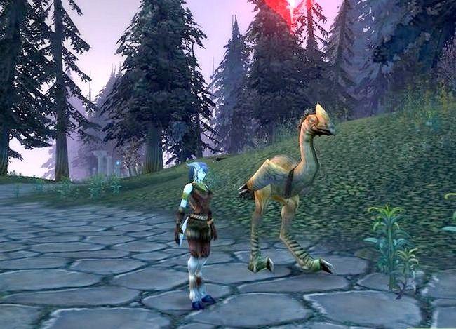Prent getiteld Kry `n troeteldier in World of Warcraft Stap 7