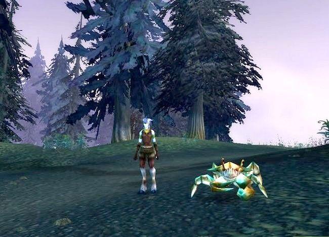Prent getiteld Kry `n troeteldier in World of Warcraft Stap 8