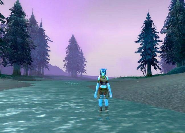 Prent getiteld Kry `n troeteldier in World of Warcraft Stap 10
