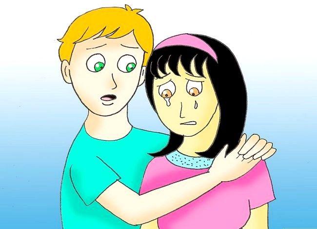 Prent getiteld Comfort a Dispected Friend Step 2