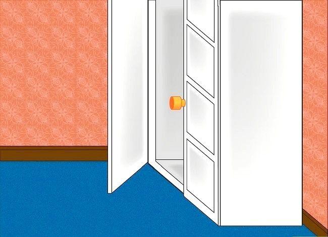 Prent getiteld Bou `n kleedkamer Stap 6