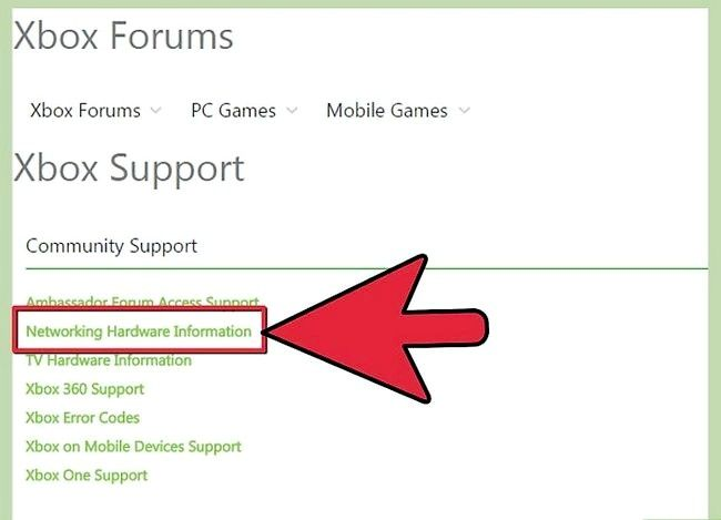 Beeld getiteld Kontak Xbox Live Stap 9